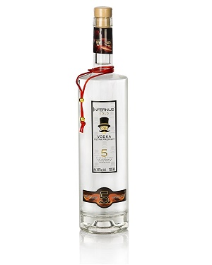 Infernus Gold Vodka